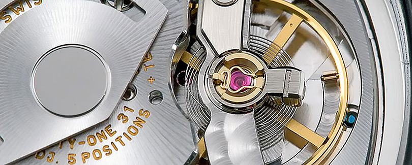 Rolex Cloned Movement